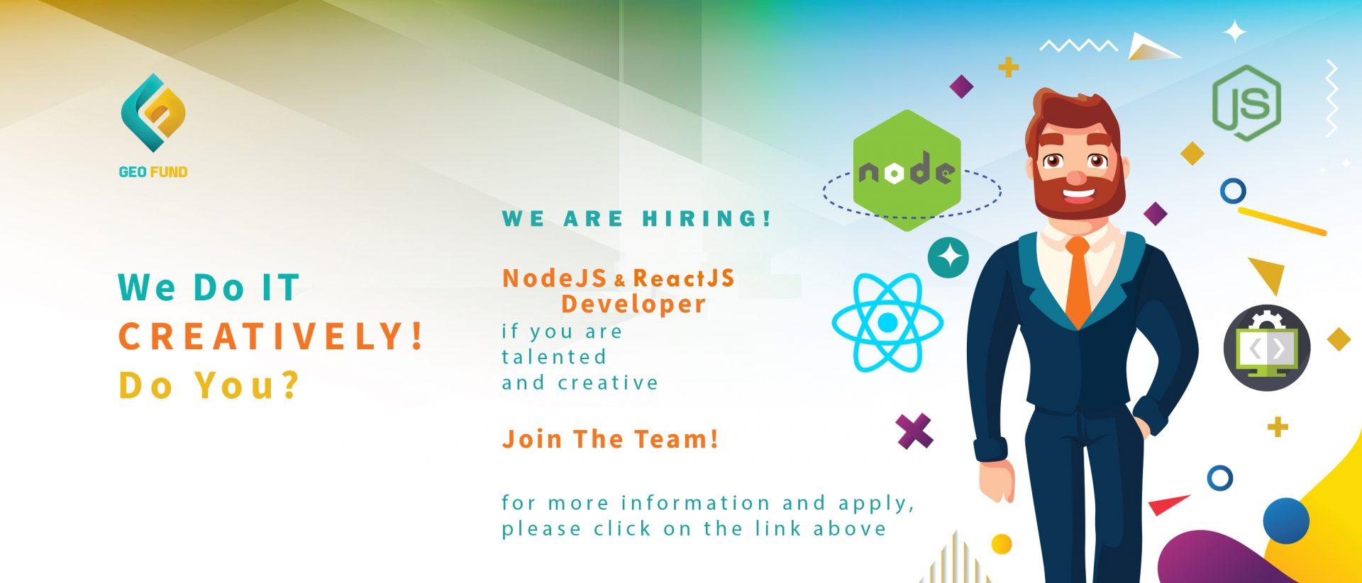 Node Js React Js Developer Digital Media